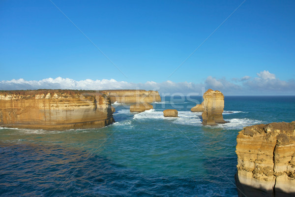 Melbourne,Twelve Apostles   Stock photo © Vividrange