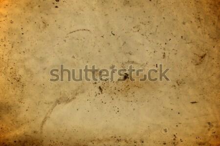 壁 アンティーク クリーム キャンバス ブラウン ストックフォト © Vividrange
