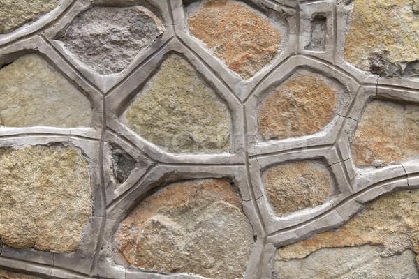 Rock wall Stock photo © Vividrange