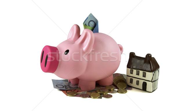 Loans Money for Australian Finance Stock photo © Vividrange