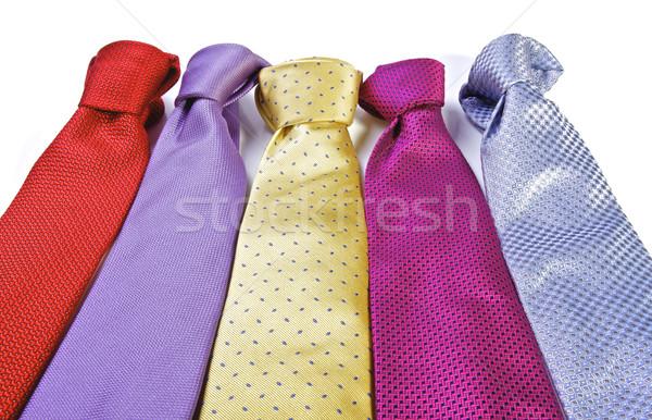 異なる 明るい 色 ビジネス 抽象的な ストックフォト © Vividrange