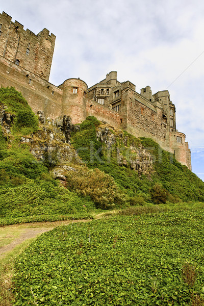 Ancient Castle Stock photo © Vividrange