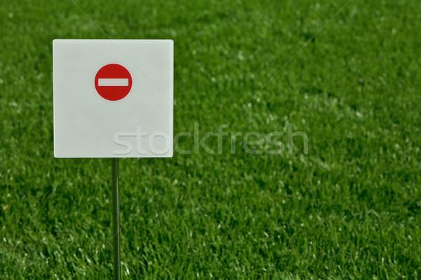 No Entry Stock photo © Vividrange