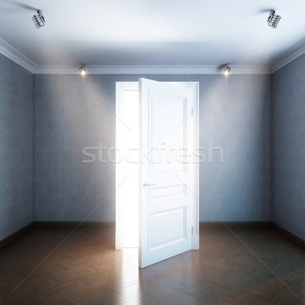 door to another world Stock photo © vizarch