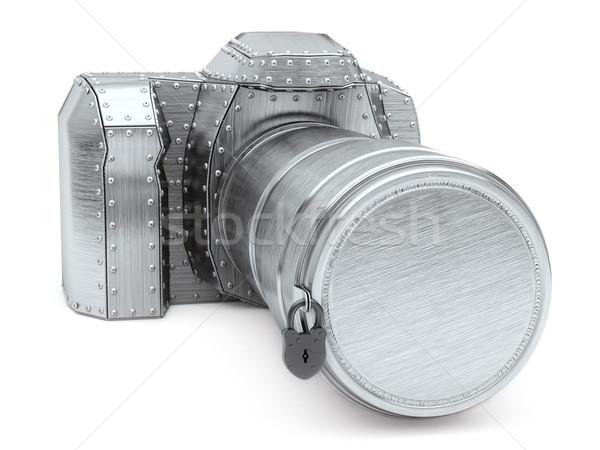 safe camera Stock photo © vizarch