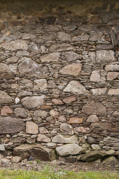 Сток-фото: рок · камней · стены · текстуры · пространстве · интерьер