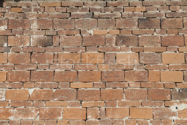 Sway bracing brick wall Stock photo © vizualni