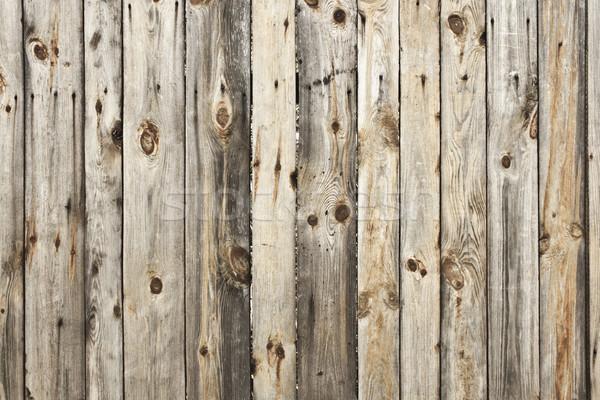Klasszikus fából készült fal deszkák textúra fa Stock fotó © vkraskouski