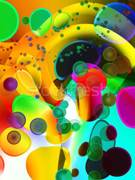 multicolored background Stock photo © vkraskouski
