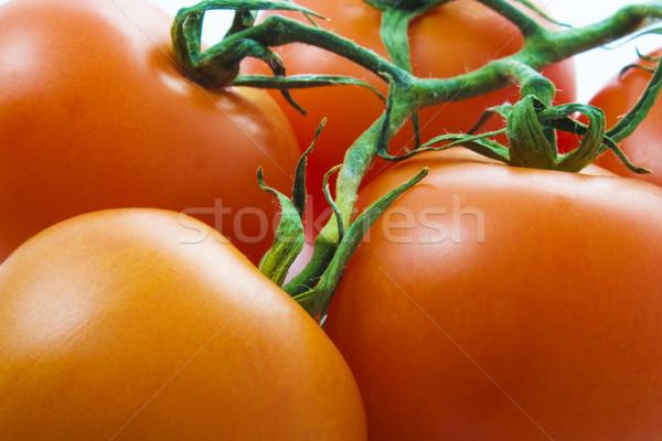 tomato background Stock photo © vkraskouski
