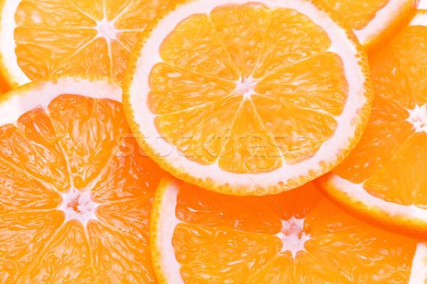 Narancs hasonló képek étel gyümölcs szín Stock fotó © vkraskouski