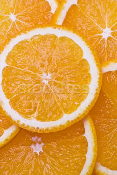 Sulu turuncu gıda meyve renk tropikal Stok fotoğraf © vkraskouski