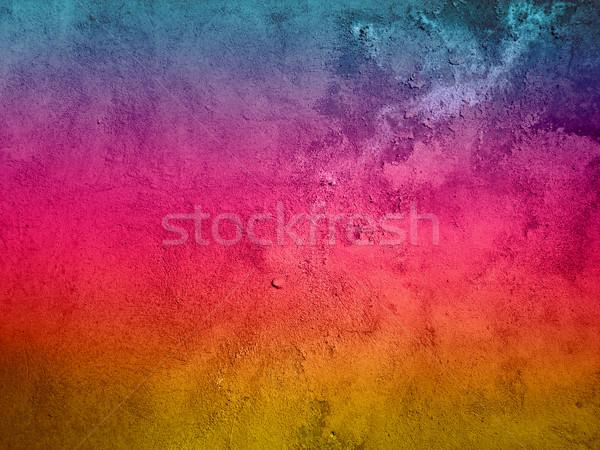 Гранж кислота текстуры огня стены краской Сток-фото © vkraskouski