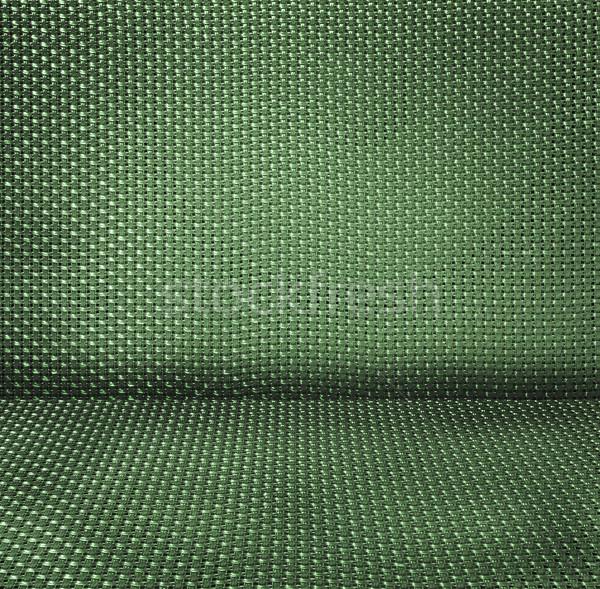 Fonott mintázott zöld absztrakt textúra háló Stock fotó © vkraskouski