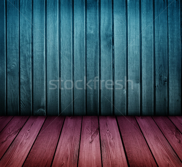 красочный Vintage комнату текстуры дерево Сток-фото © vkraskouski