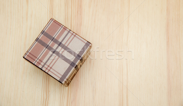 gift box Stock photo © vlaru