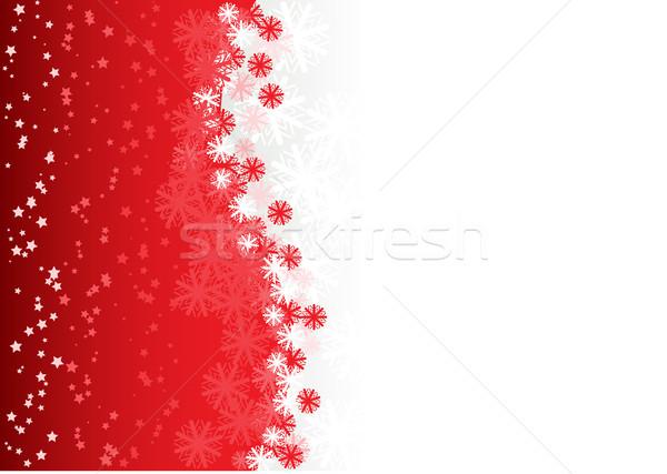 winter background Stock photo © vlastas
