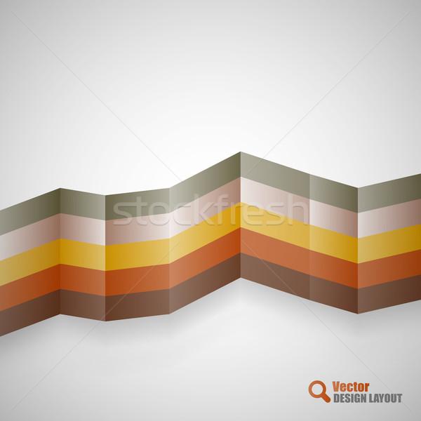 Color Stripes Stock photo © vlastas