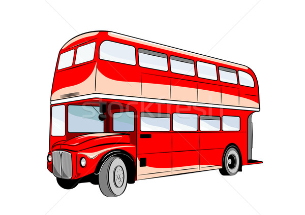 bus Stock photo © vlastas