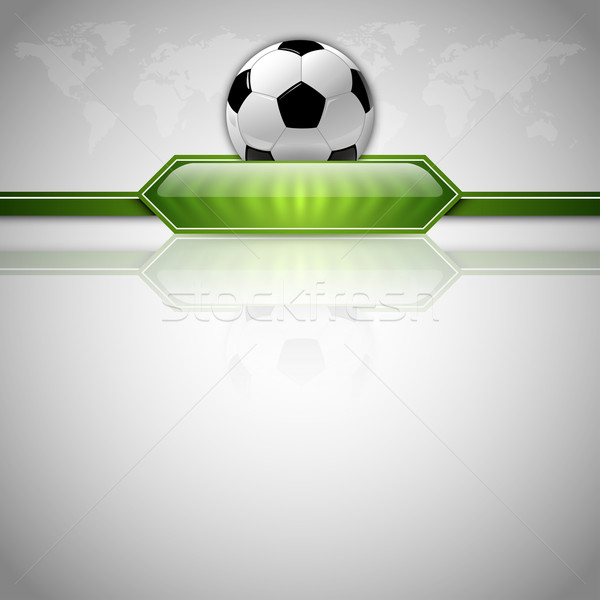 Soccer Background Stock photo © vlastas