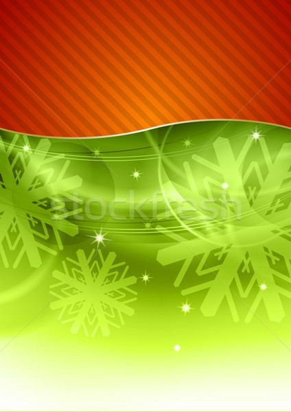 christmas background Stock photo © vlastas