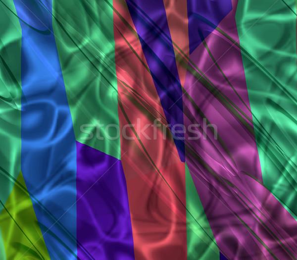 Colorfu background Stock photo © Volina