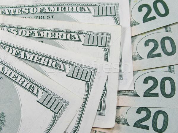 American money Stock photo © Volina