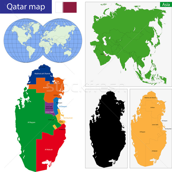 Qatar map vector illustration © Iryna Volina (Volina ... on jordan on a map, arabian peninsula on a map, arabian sea on a map, middle east on a map, baghdad on a map, west bank on a map, gaza strip on a map, turkmenistan on a map, tunisia on a map, russia on a map, swaziland on a map, iran on a map, dead sea on a map, singapore on a map, kuwait on a map, bahrain on a map, palestine on a map, turkey on a map, cyprus on a map, kirkuk on a map,
