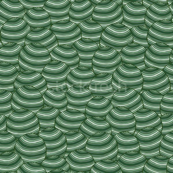 сфере цветами рисованной иллюстрация eps8 Сток-фото © VOOK