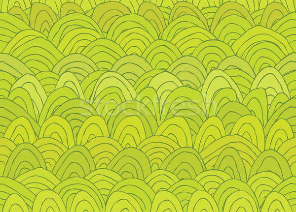 Abstract Landscape Seamless Pattern Stock photo © VOOK