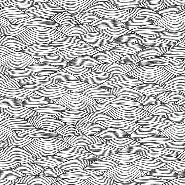 пейзаж черно белые рисованной чернила иллюстрация Сток-фото © VOOK