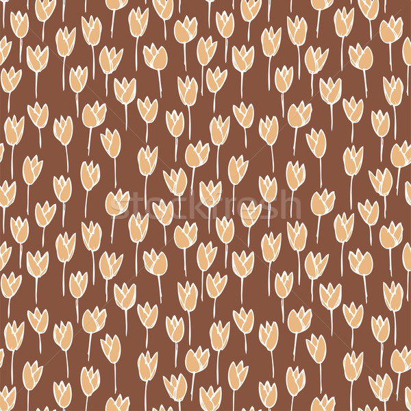 Floral Seamless Pattern Stock photo © VOOK