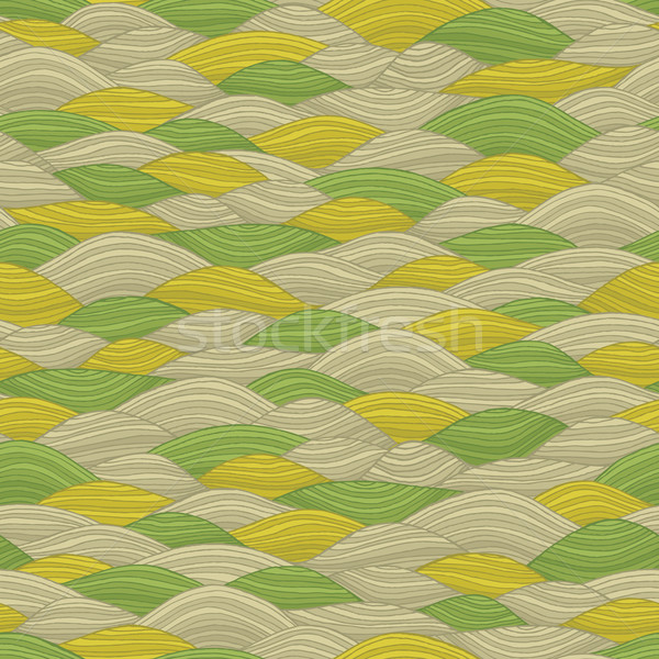 Landscape seamless pattern  Stock photo © VOOK