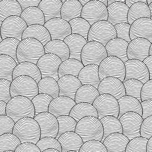 черно белые рисованной чернила иллюстрация Сток-фото © VOOK
