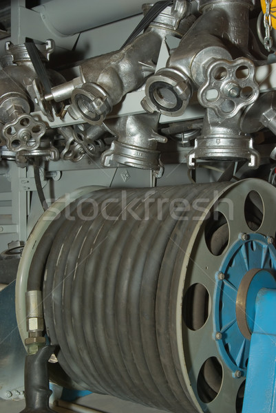 Hose valves Stock photo © vrvalerian
