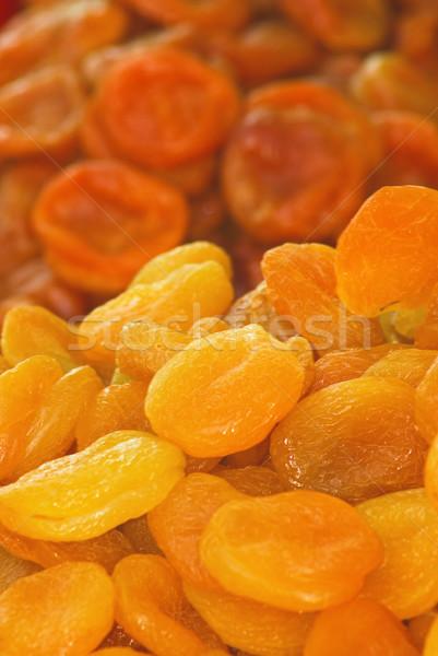 Száraz textúra étel háttér csoport szín Stock fotó © vrvalerian
