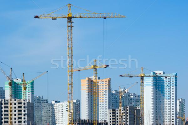 construction Stock photo © vrvalerian