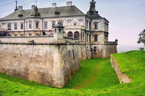 The old  castle Stock photo © vrvalerian