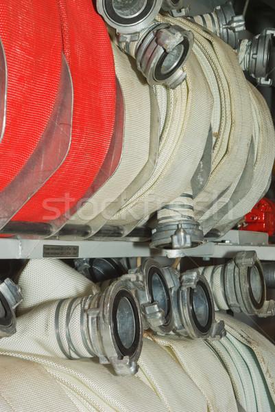 Stockfoto: Brand · vak · motor · veiligheid · nood · diensten