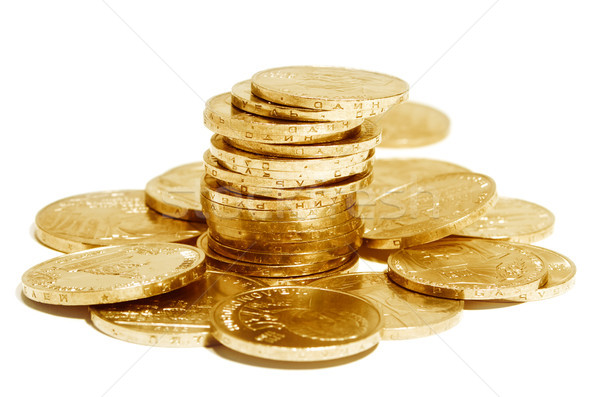 coins Stock photo © vrvalerian