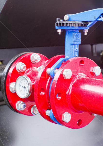 heating system  Stock photo © vrvalerian