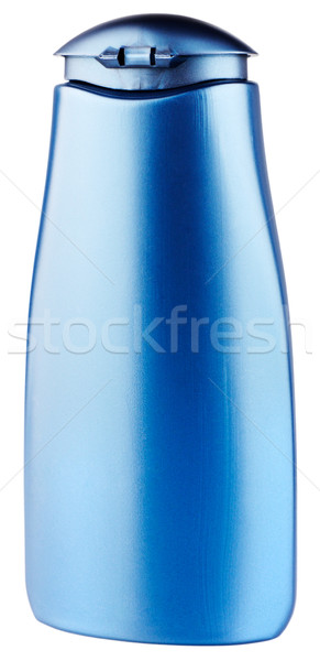 Blue plastic bottle Stock photo © vtls