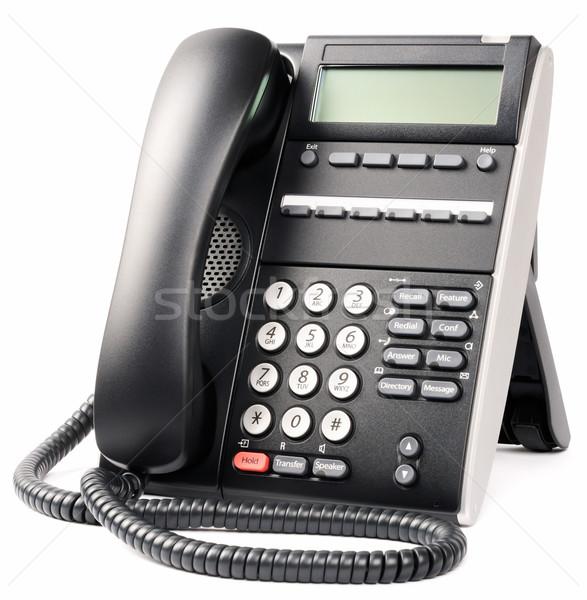 Office telephone set Stock photo © vtls