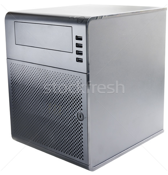 Compact desktop server Stock photo © vtls