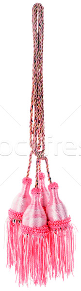Pink decotative tassel Stock photo © vtls