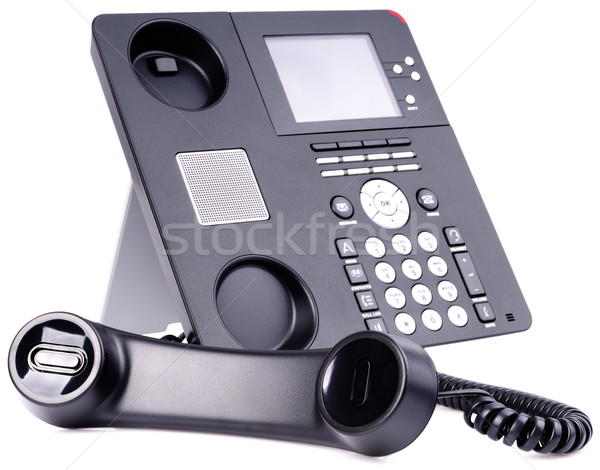 IP telephone set Stock photo © vtls