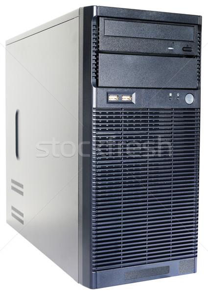 Desktop server Stock photo © vtls