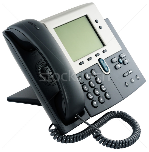 Office digital telephone Stock photo © vtls