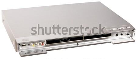 DVD player Stock photo © vtls