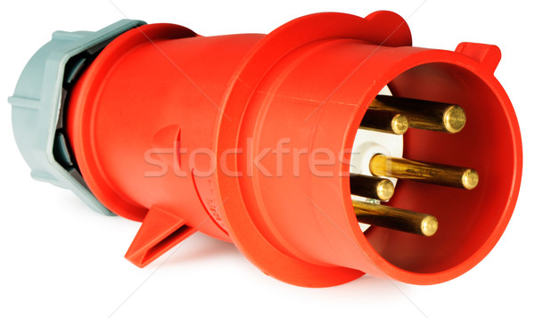 Power connector Stock photo © vtls